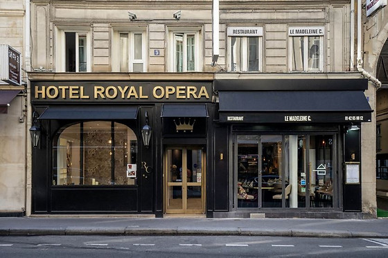 Hôtel Royal Opéra - photo 0