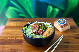 Hawaiian Poké Paris
